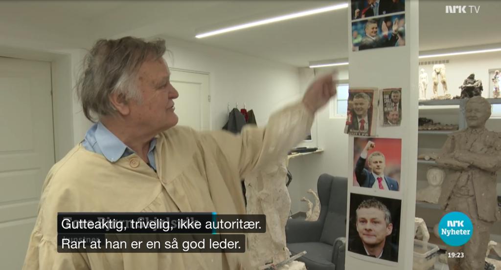 NRK Dagsrevyen – Skjolsvik lager Solskjaer_2