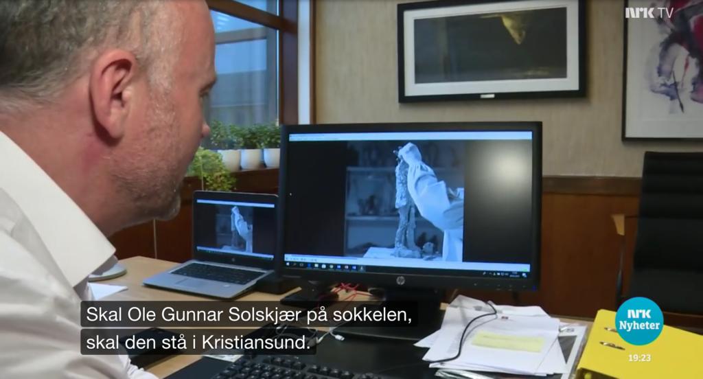NRK Dagsrevyen – Skjolsvik lager Solskjaer_5