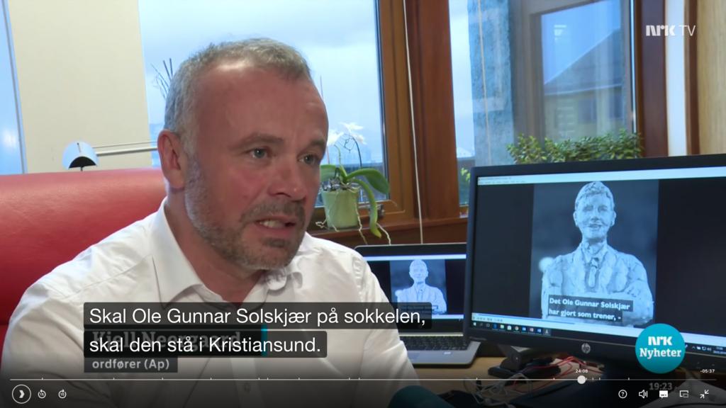 NRK Dagsrevyen – Skjolsvik lager Solskjaer_6